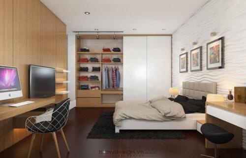 Thiết kế thi công nội thất biệt thự hiện đại Tp. Thanh Hóa